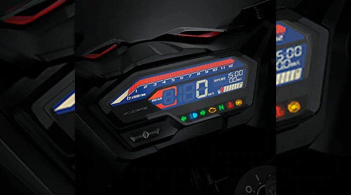 2021 Honda CBR150R (2)