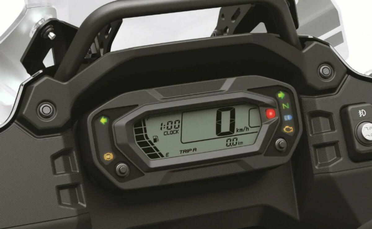 2021 Kawasaki KLR 650 (1)