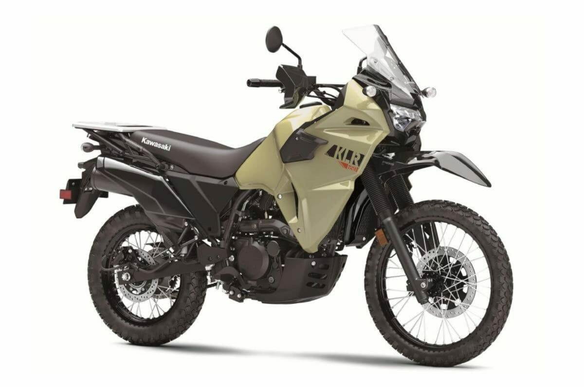 2021 Kawasaki KLR 650 (2)