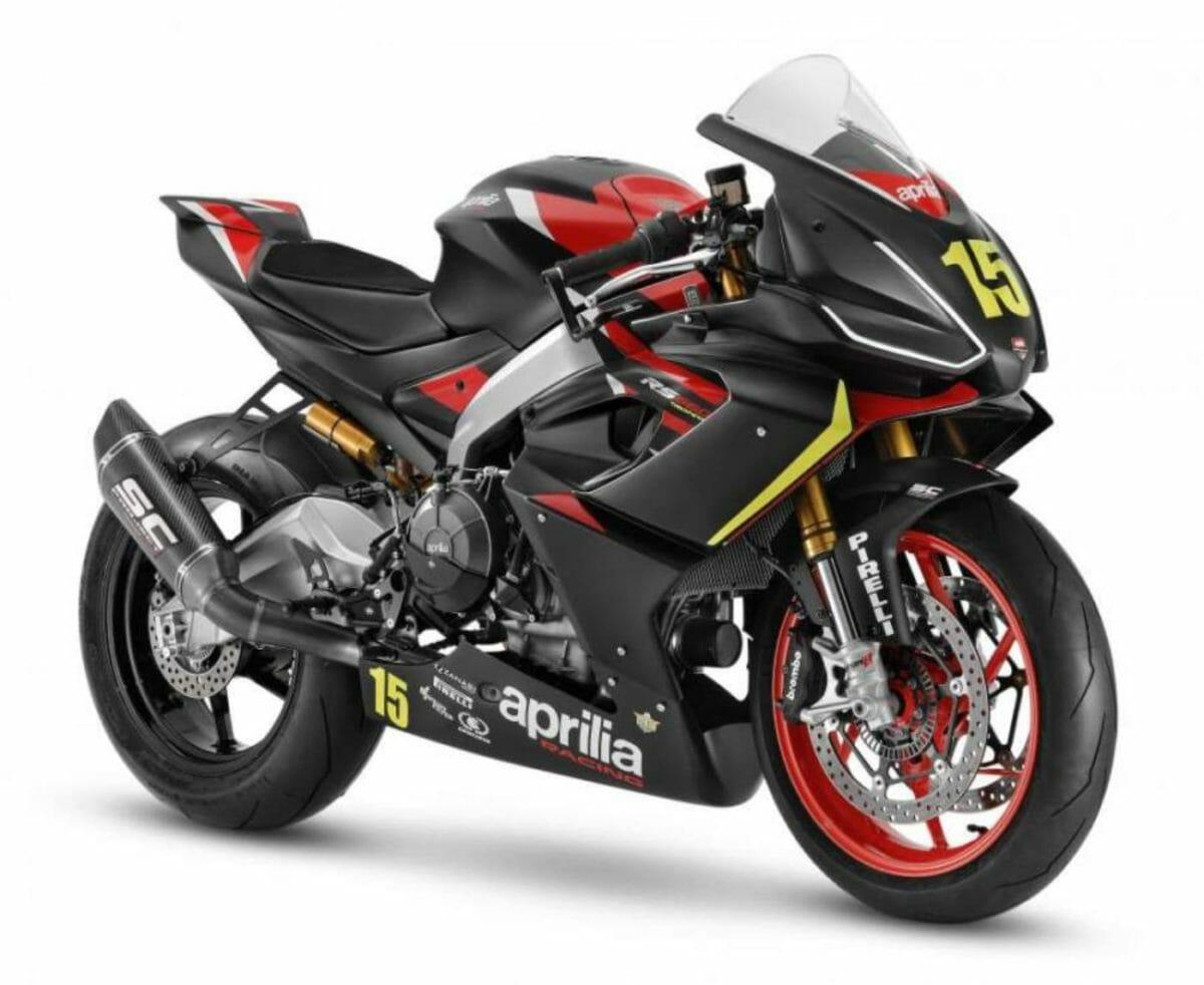 Aprilia RS 660 Trofeo unveiled