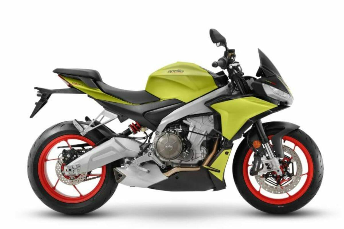 Aprilia Tuono 660 unveiled (1)