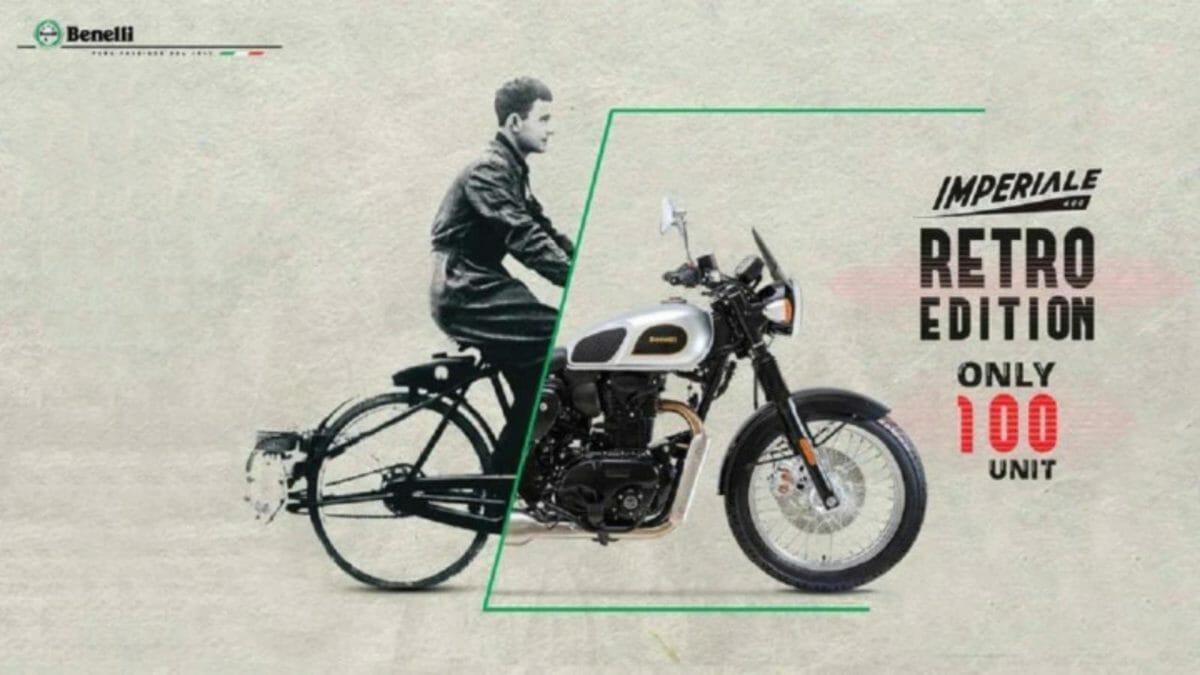 Benelli Imperiale 400 retro edition (1)