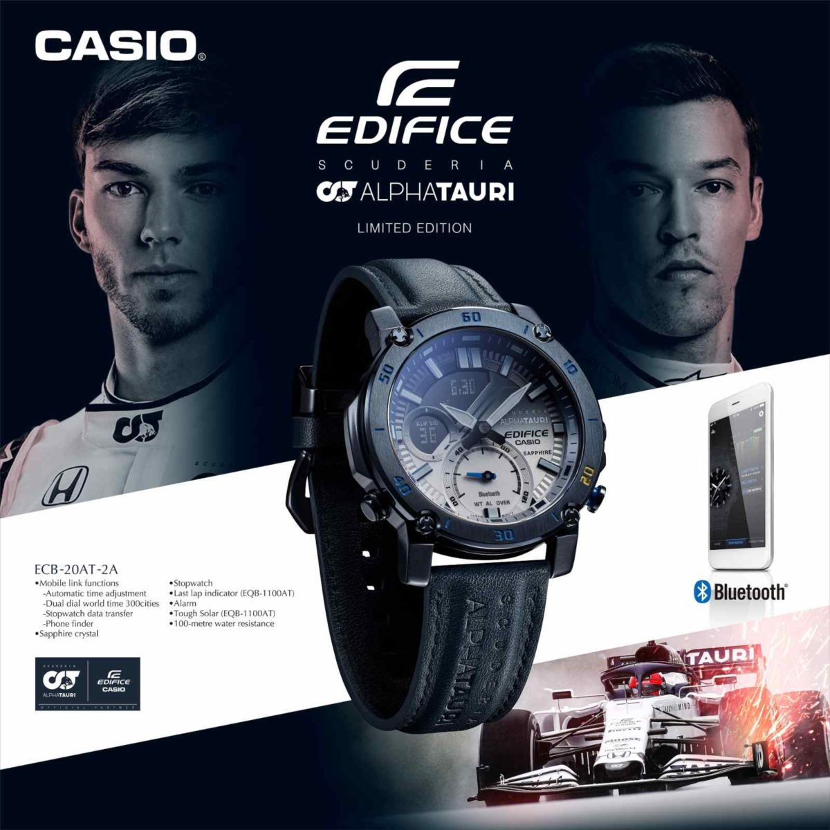 Casio ECB 20 AT