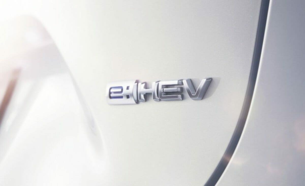 Honda HR V teaser 3