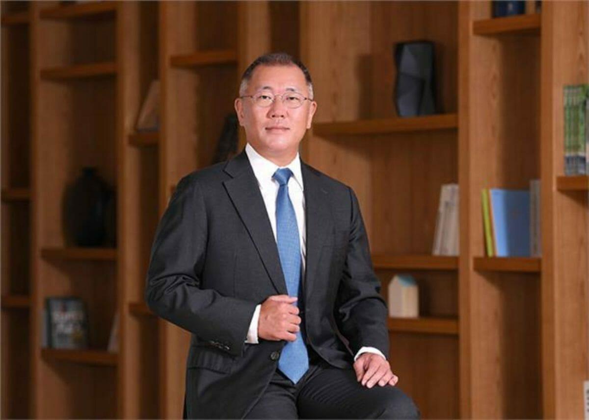 Hyundai Motor chairman Euisun Chung