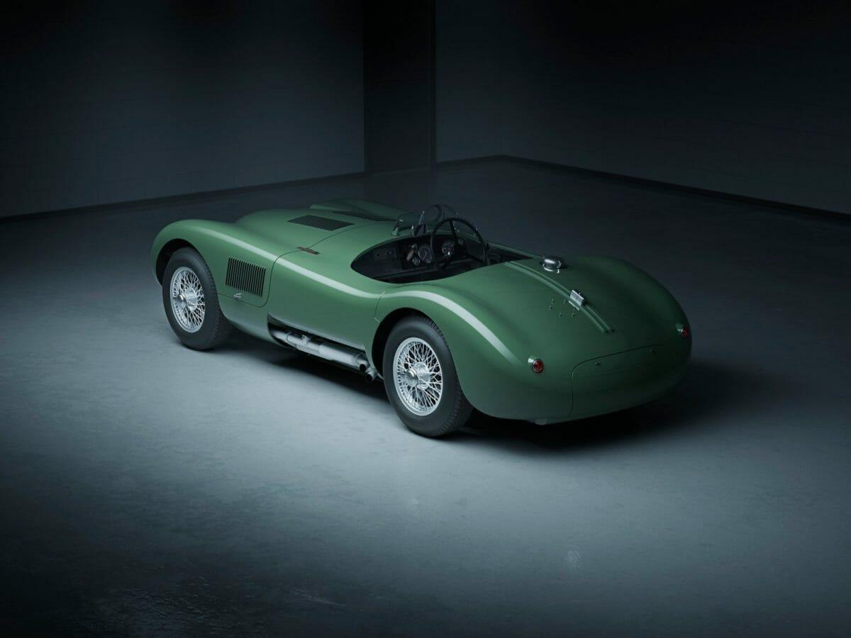Jaguar Classic Ctype 2