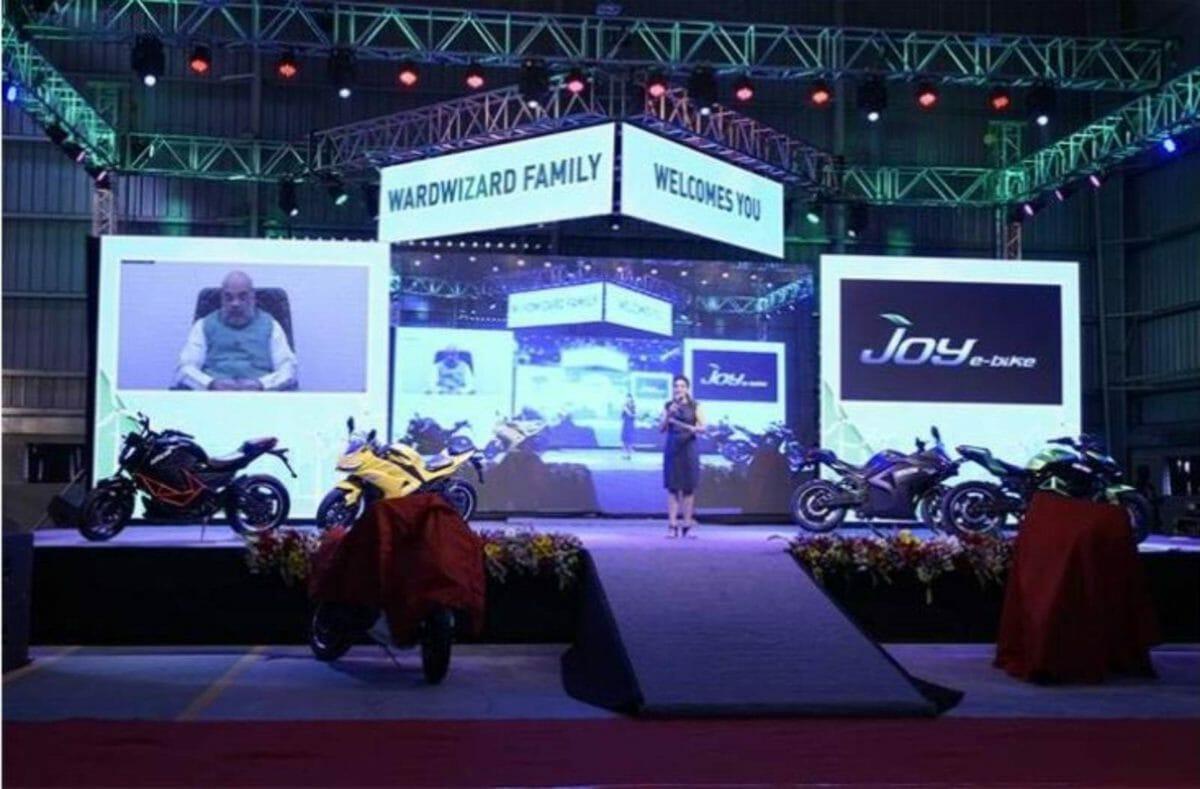 Joy e bikes launch