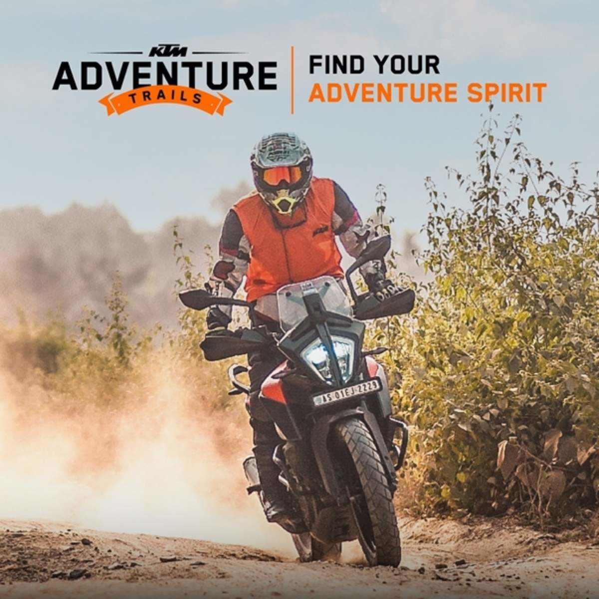 KTM Adventure trails