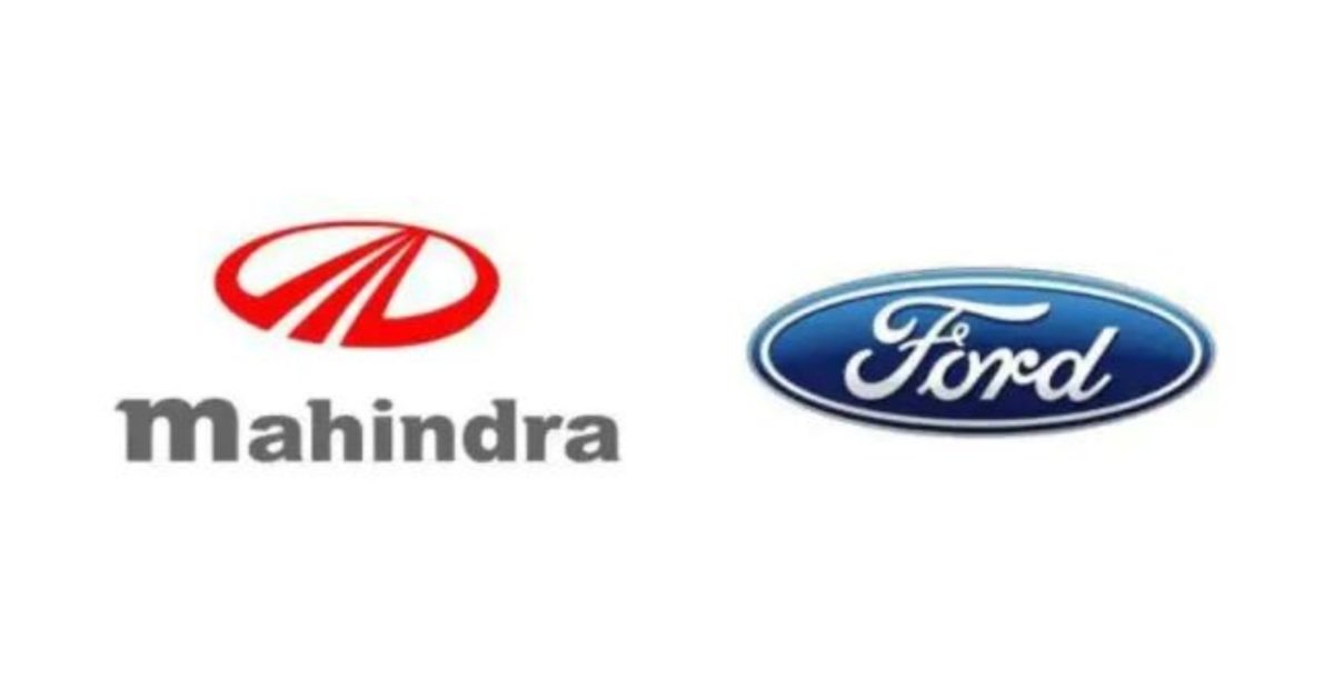 M&M and Ford logos