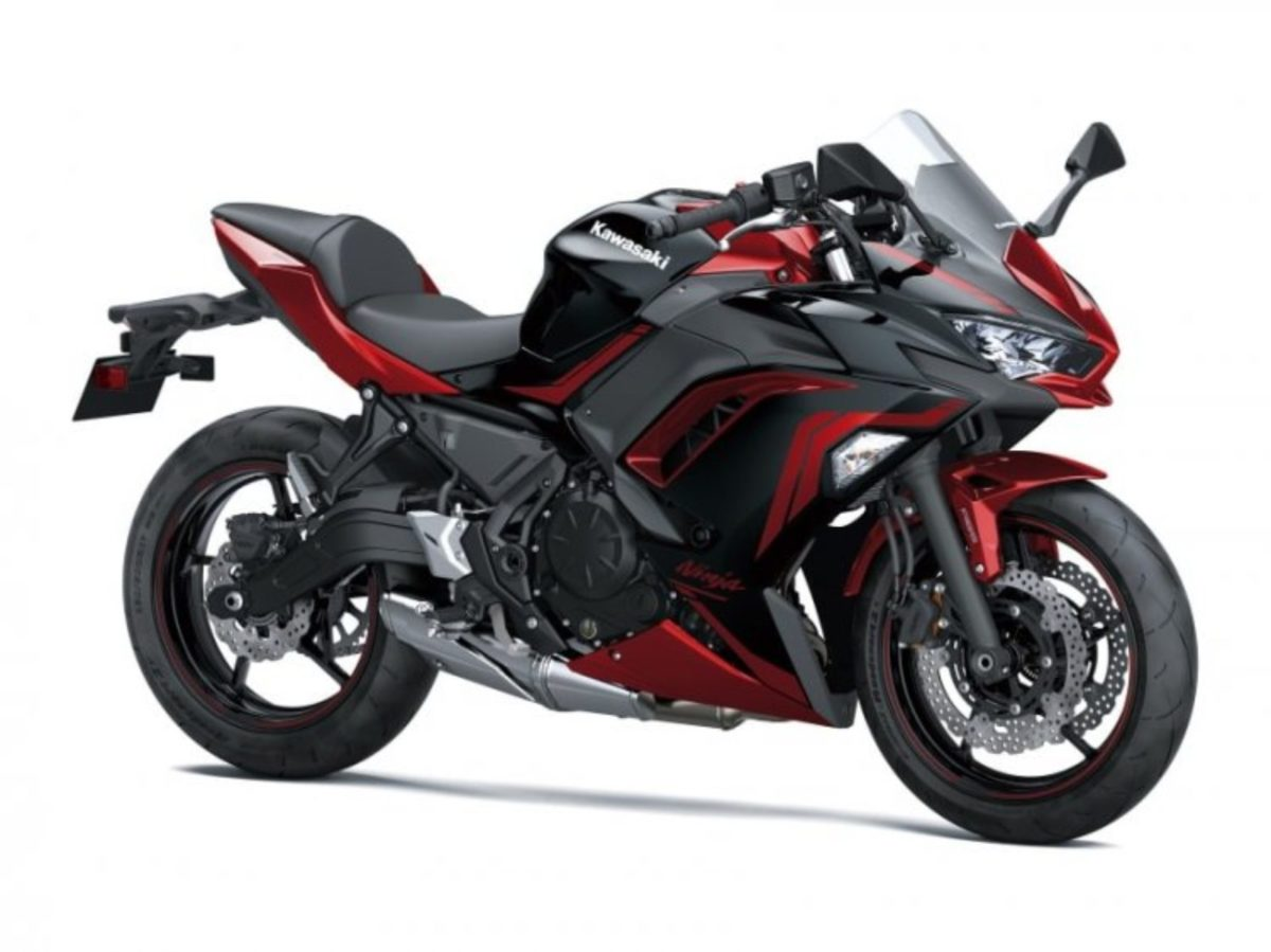 MY2021 Kawasaki Ninja 650