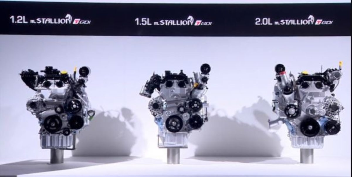Mahindra's mStallion Petrol engines