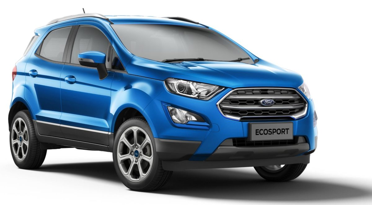 New Ford EcoSport Titanium AT (1)