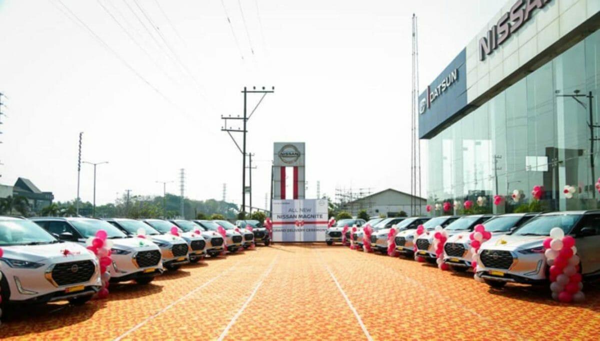 Nissan Magnite 36 deliveries (1)