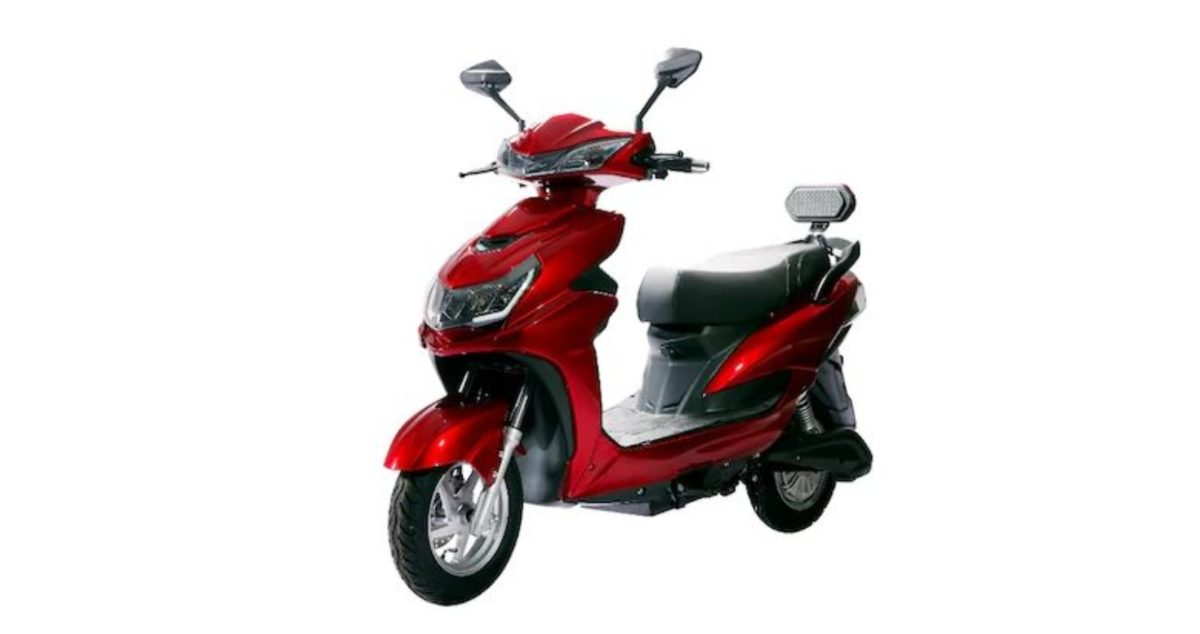 Odysee Electric E2Go Red