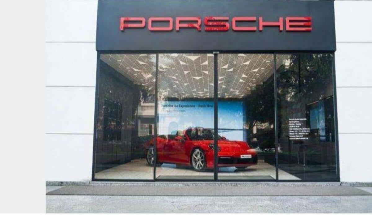 Porsche studio Delhi 1