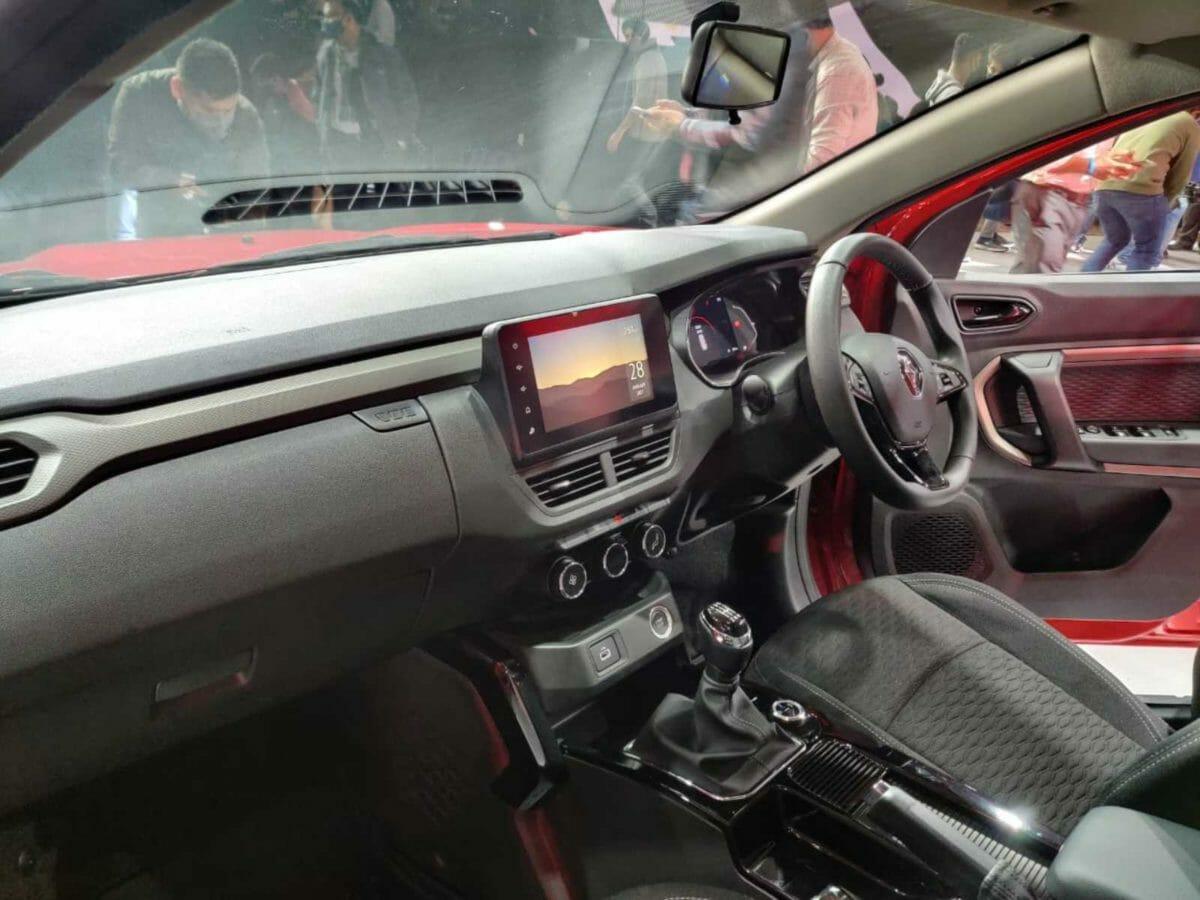 Renault Kiger unveiled (1)