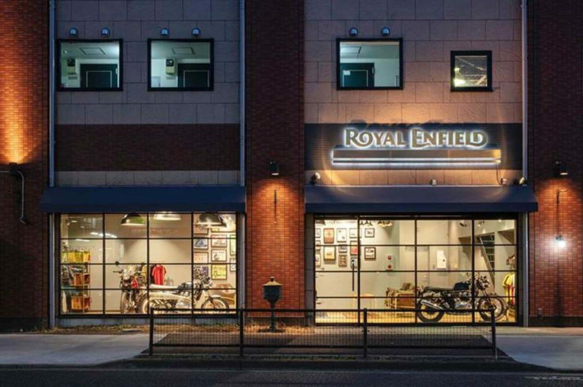 Royal Enfield Japan (1)