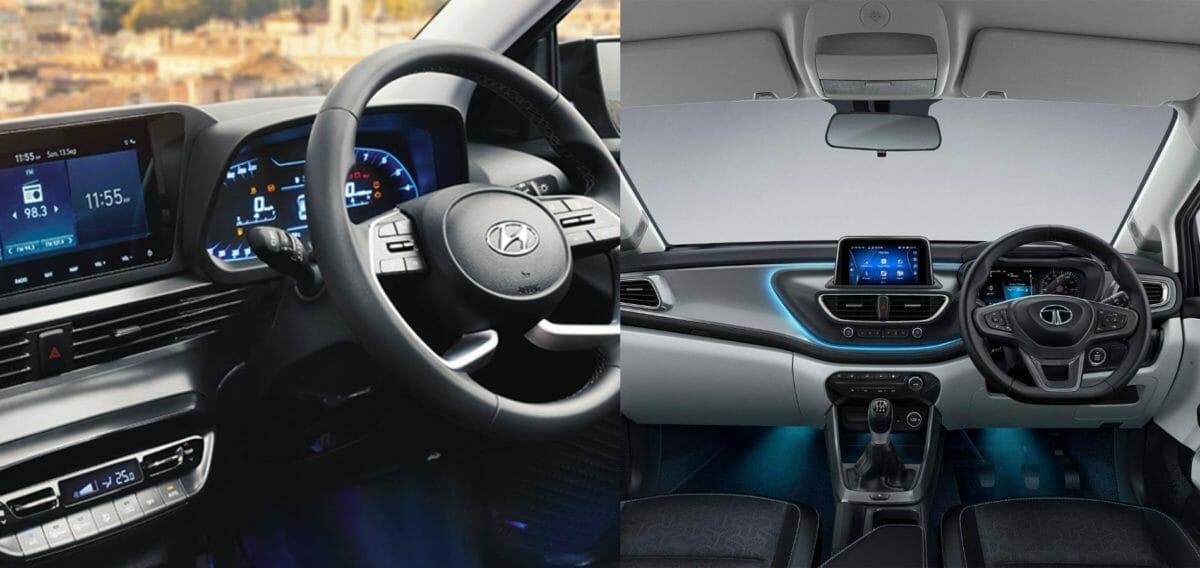 Tata Altroz turbo petrol vs hyundai i20 turbo petrol (2)
