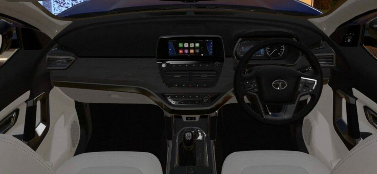 Tata Safari interiors revealed