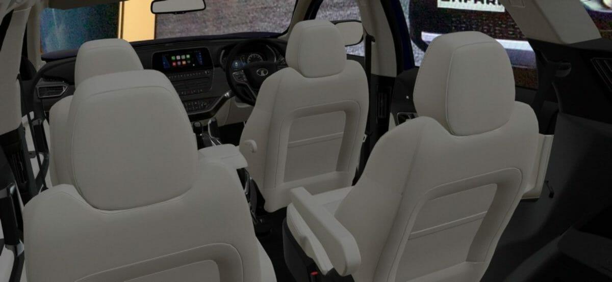 Tata Safari interiors revealed (2)