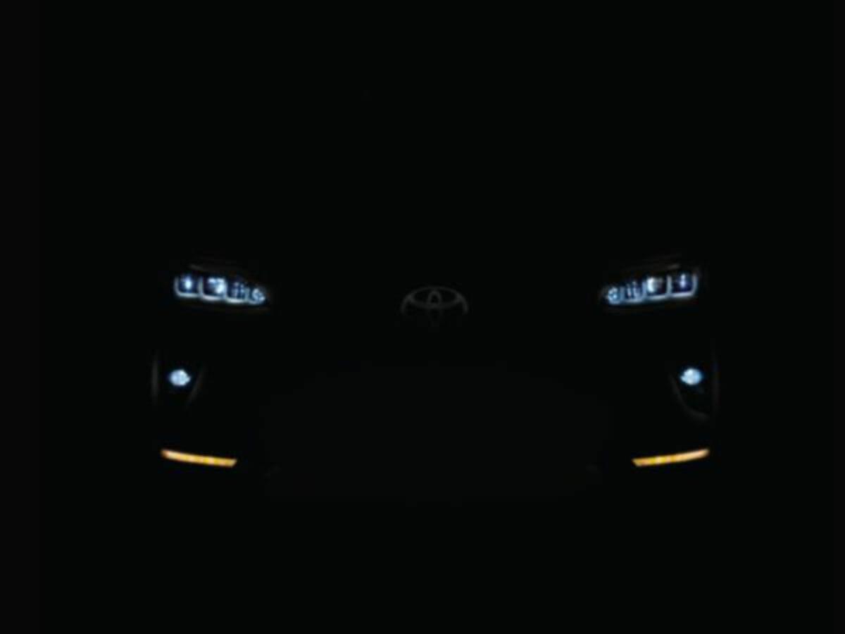 Toyota Fortuner facelift teased again