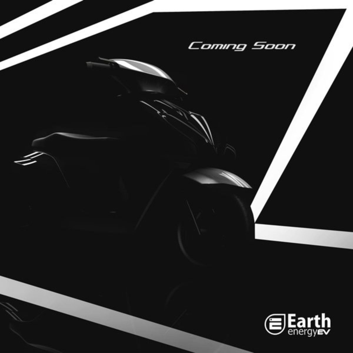 earth energy Electric scooter