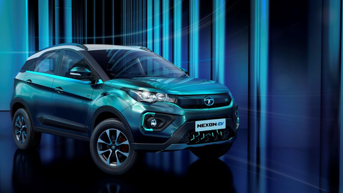 tata nexon electric vehicle