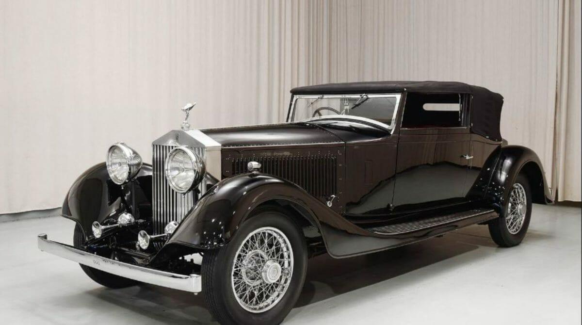 1930 Rolls Royce Phantom 2