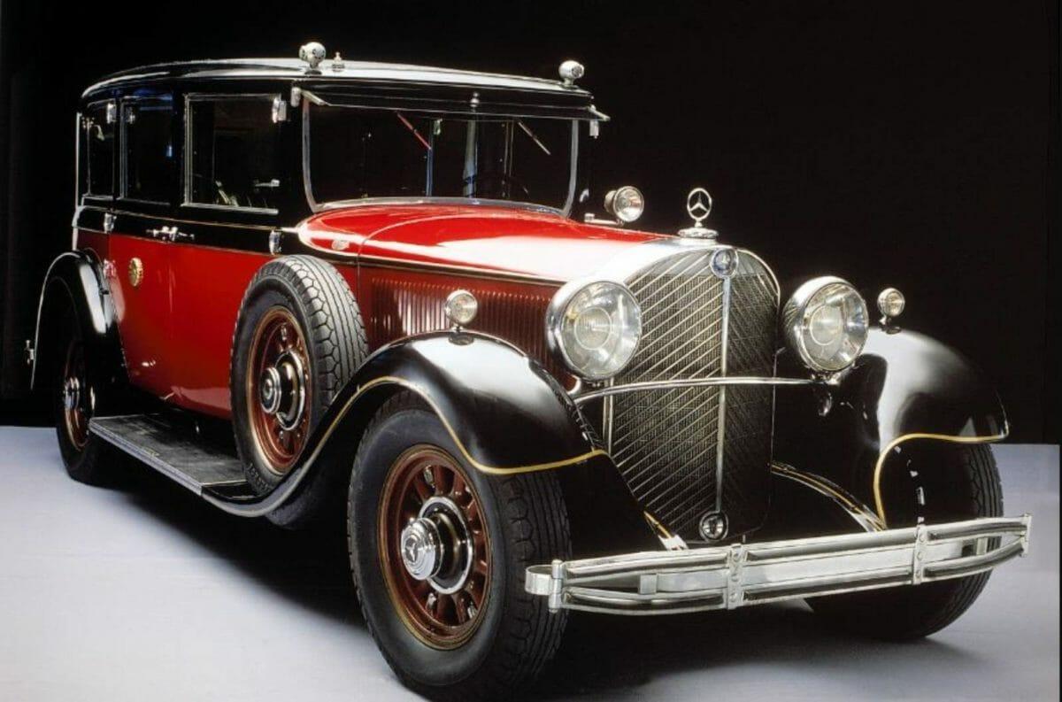 1930s Mercedes Benz 770
