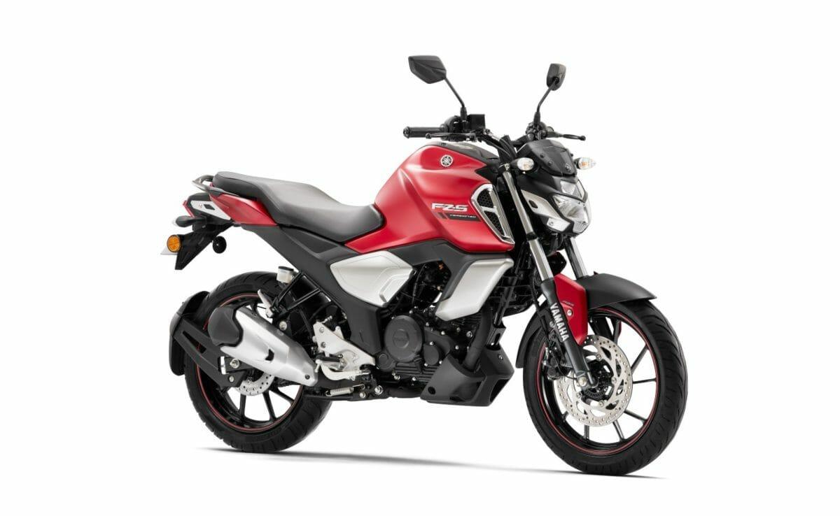 2021 Yamaha FZ