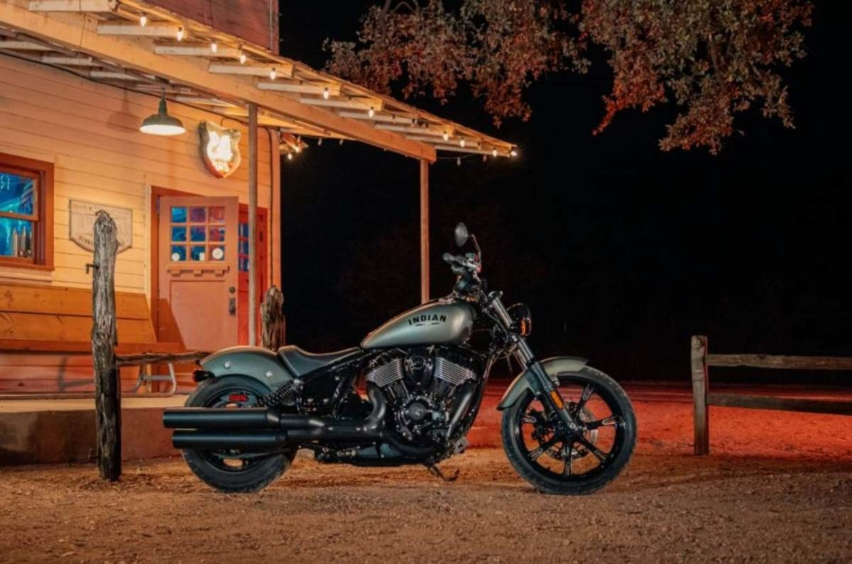 2021 indian chief