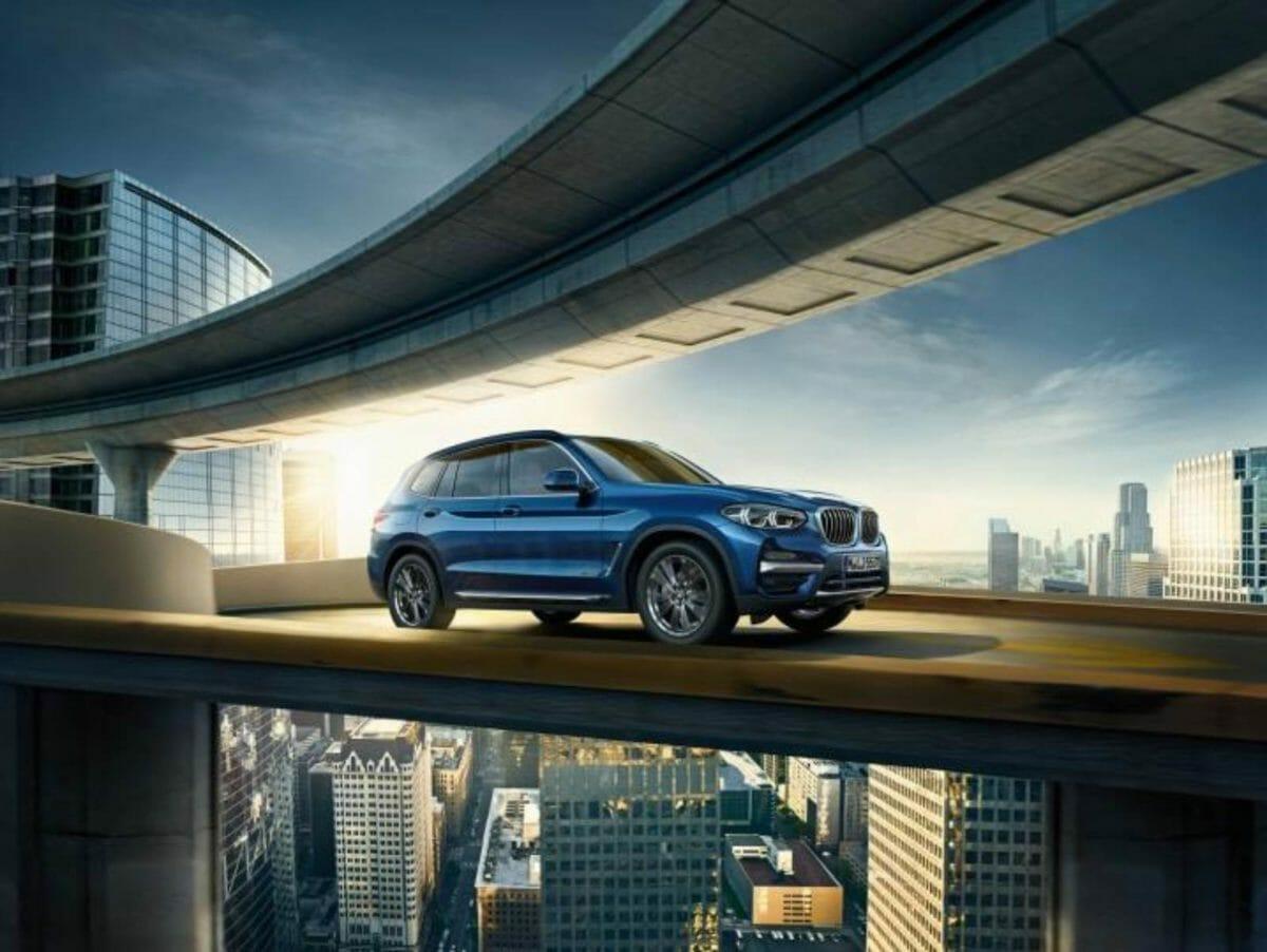 BMW X3 SportX (1)
