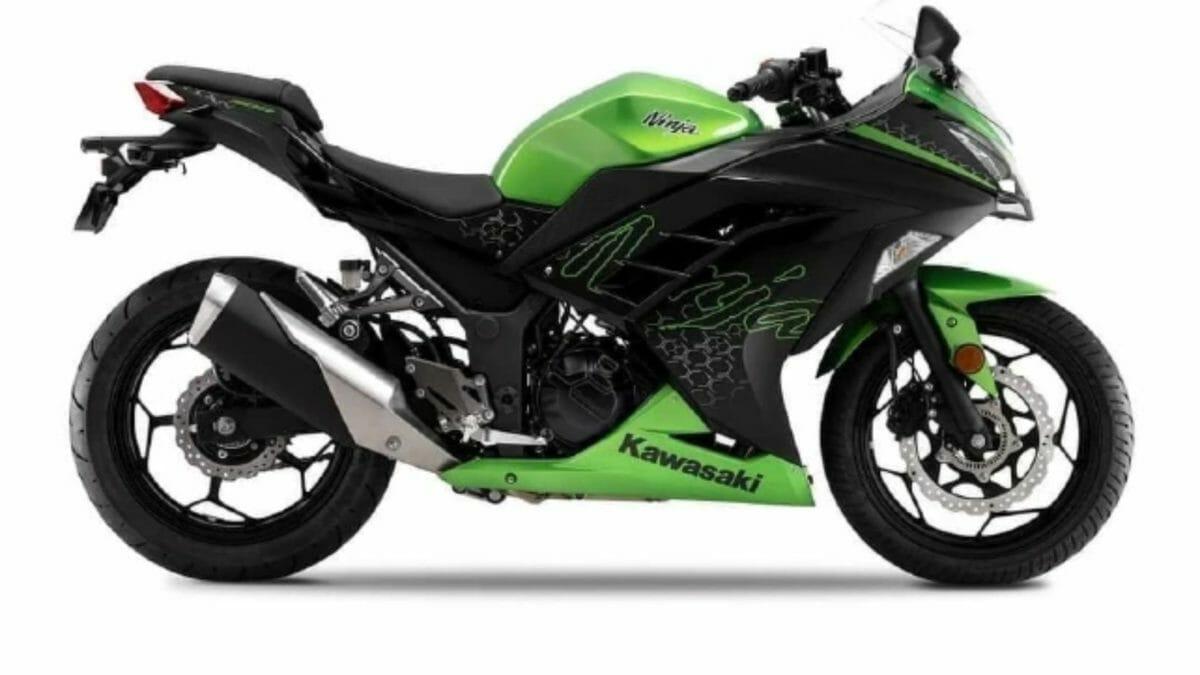 BS6 Kawasaki Ninja 300 (1)