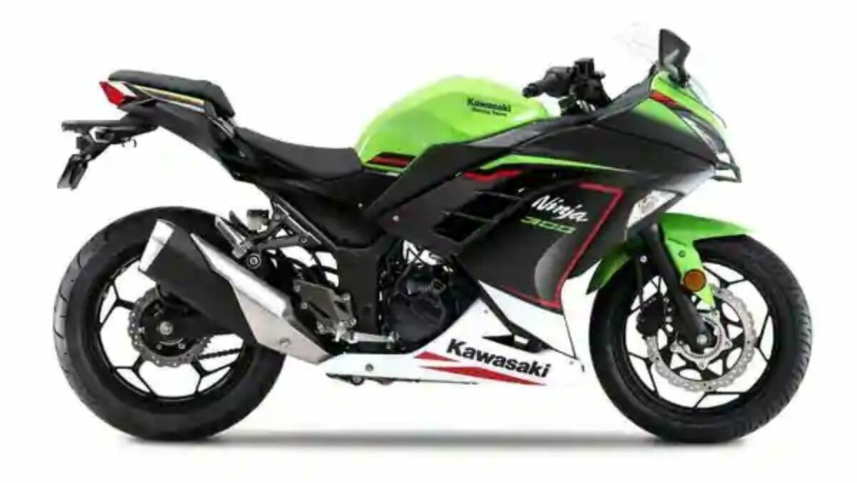 BS6 Kawasaki Ninja 300 (2)