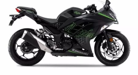 BS6 Kawasaki Ninja 300