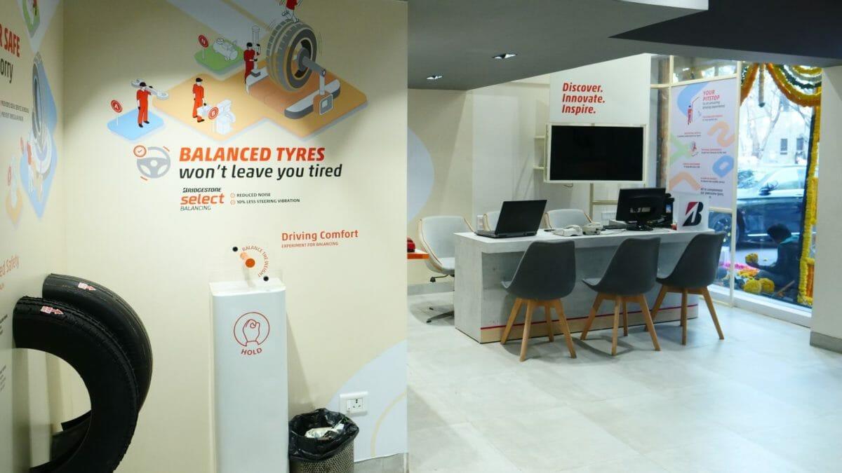 Bridgestone Select Plus Store India Pune