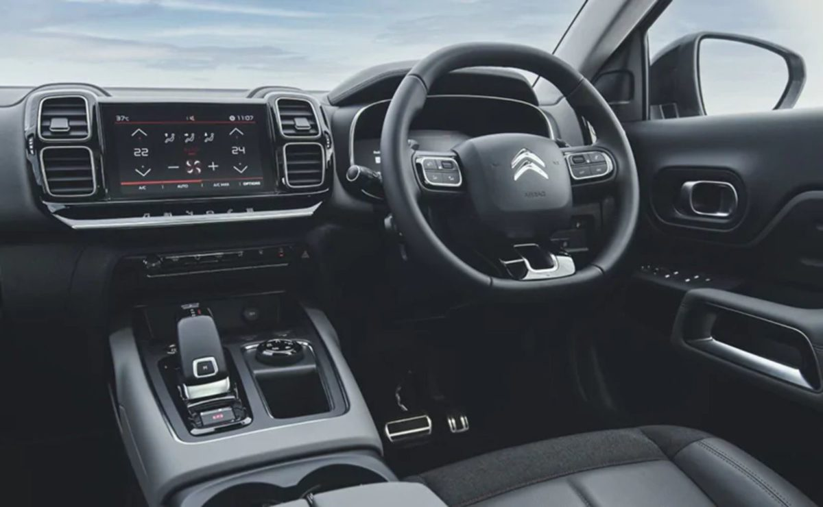 Citroen C5 Aircross unveiled (2)