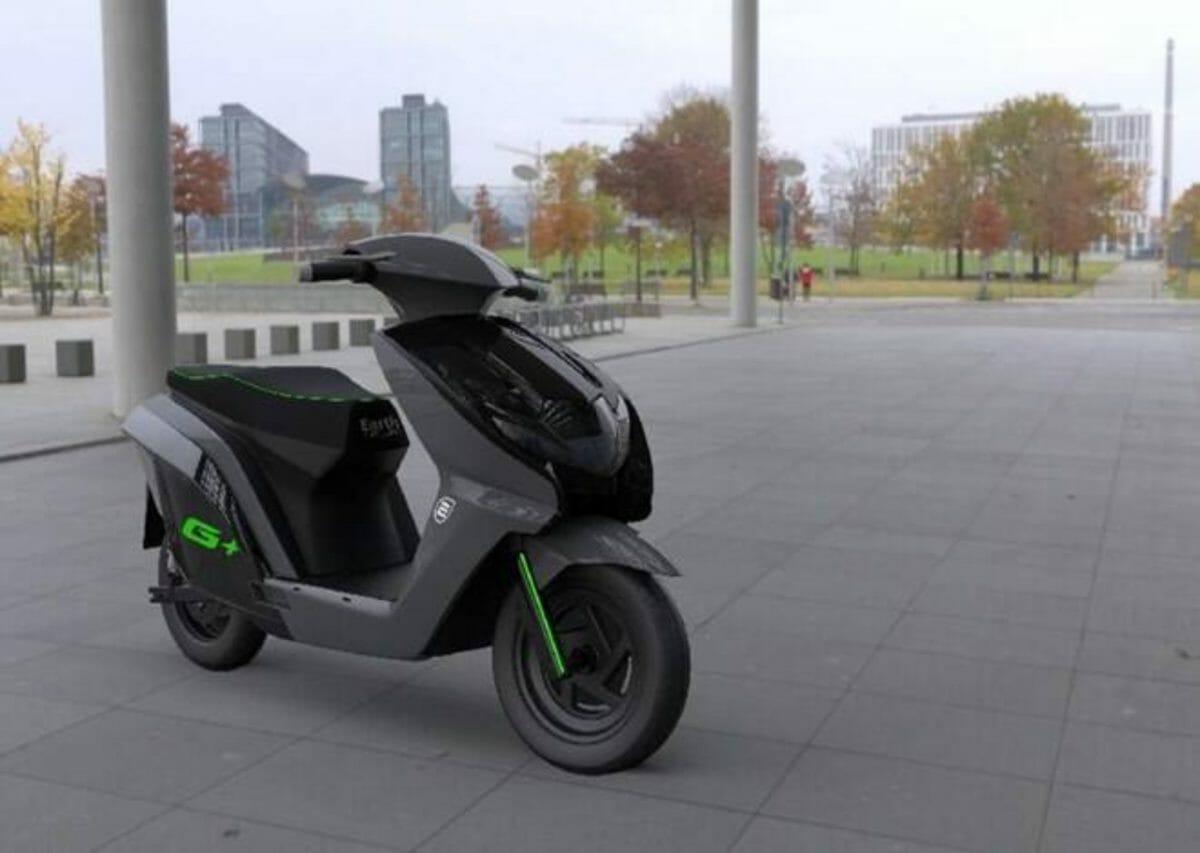 Earth energy electric vehicle