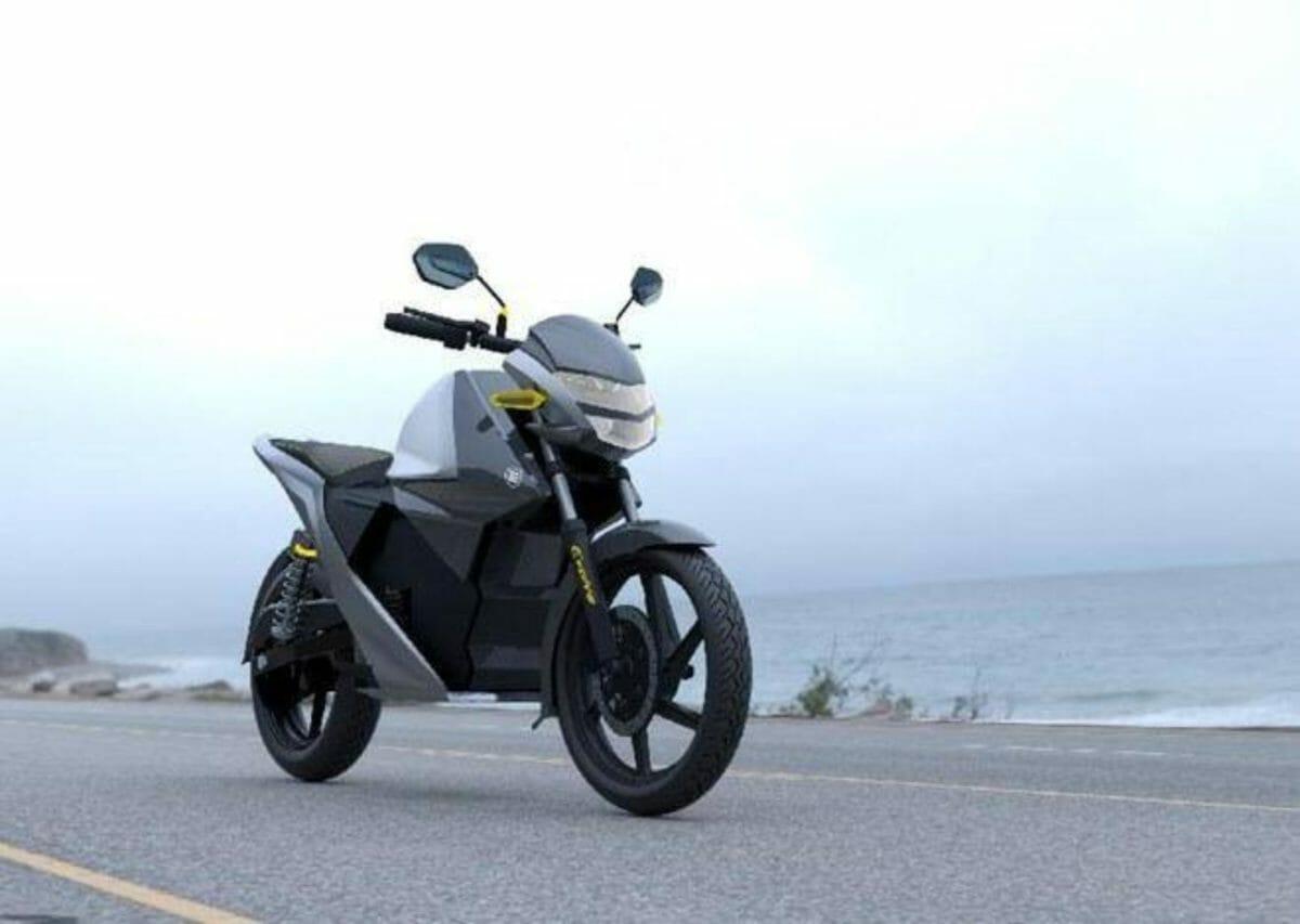 Earth energy electric Bike