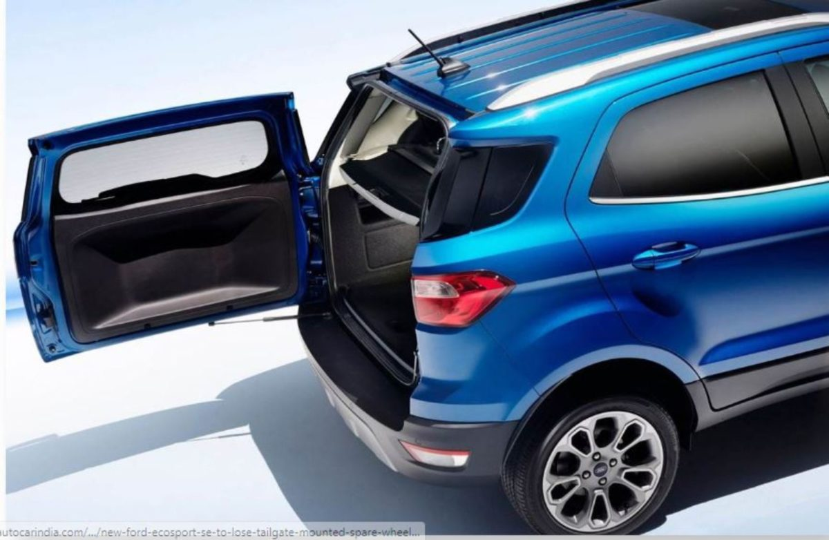 Ford EcoSport SE 01