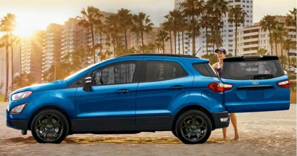 Ford EcoSport SE 03
