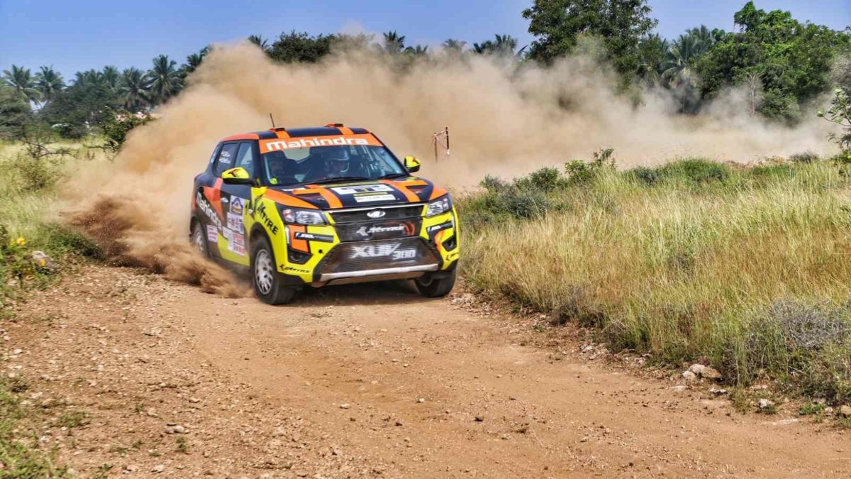Gaurav Gill 2020 Indian National Rally Championship (2)