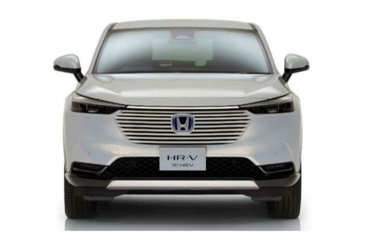 Honda HR V 2021 front look
