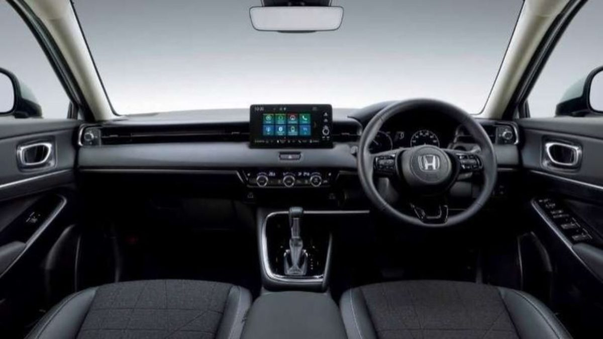 Honda HR V 2021 interiors