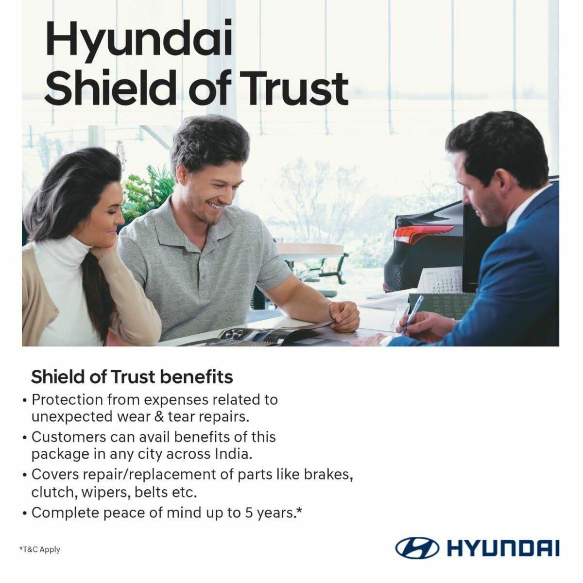 Hyundai shield of trust