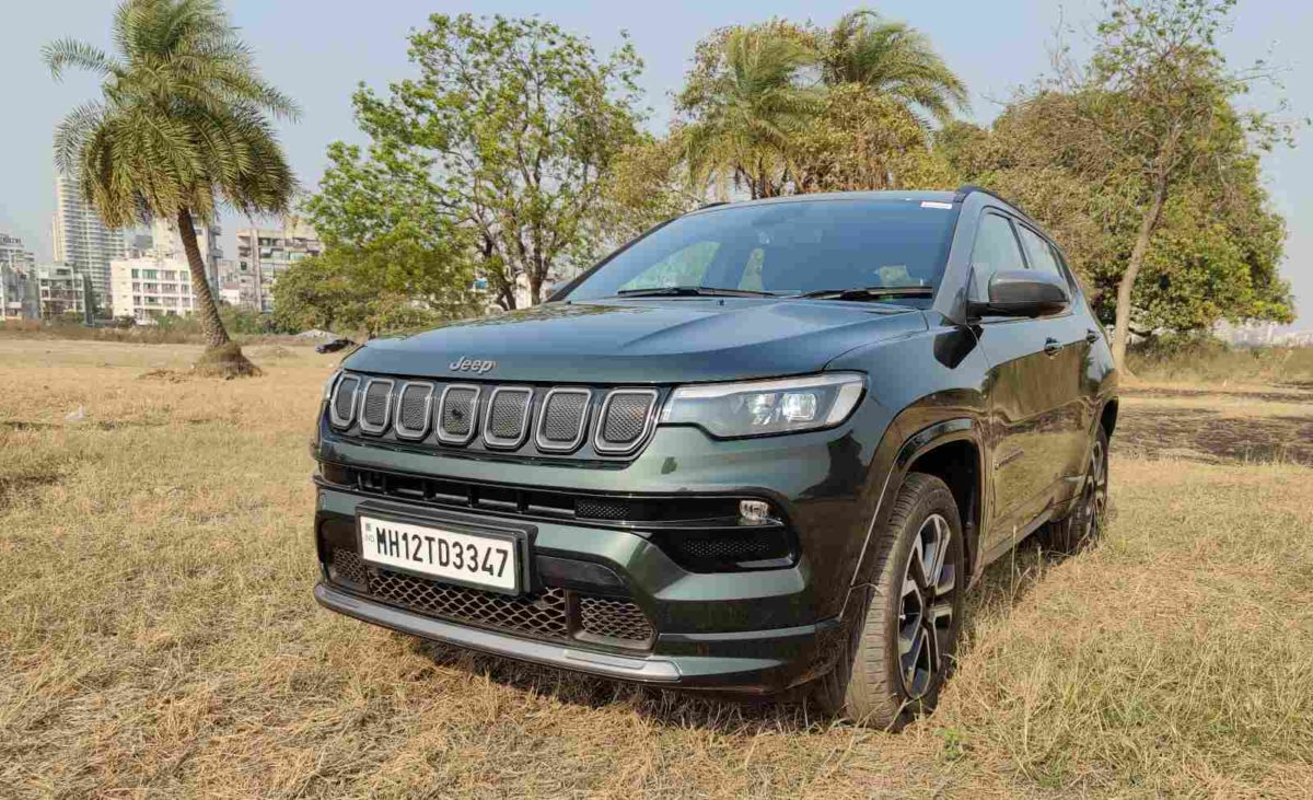 Jeep compass facelift review