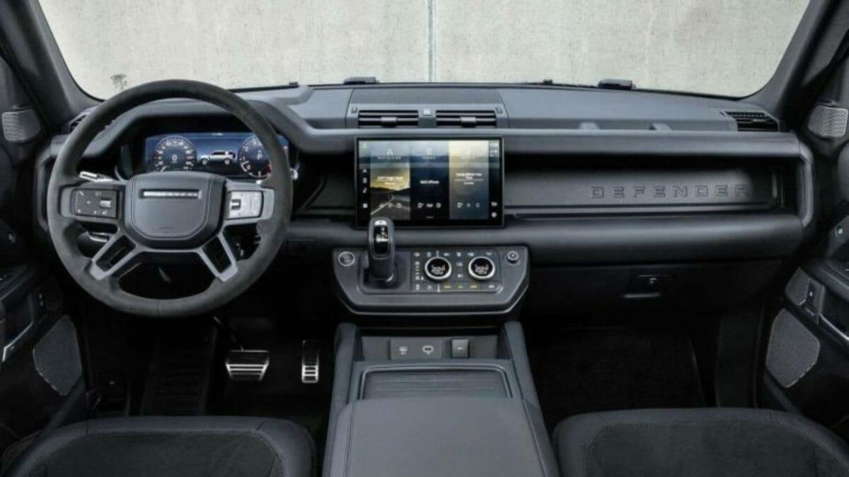Land Rover Defender V8 (2)