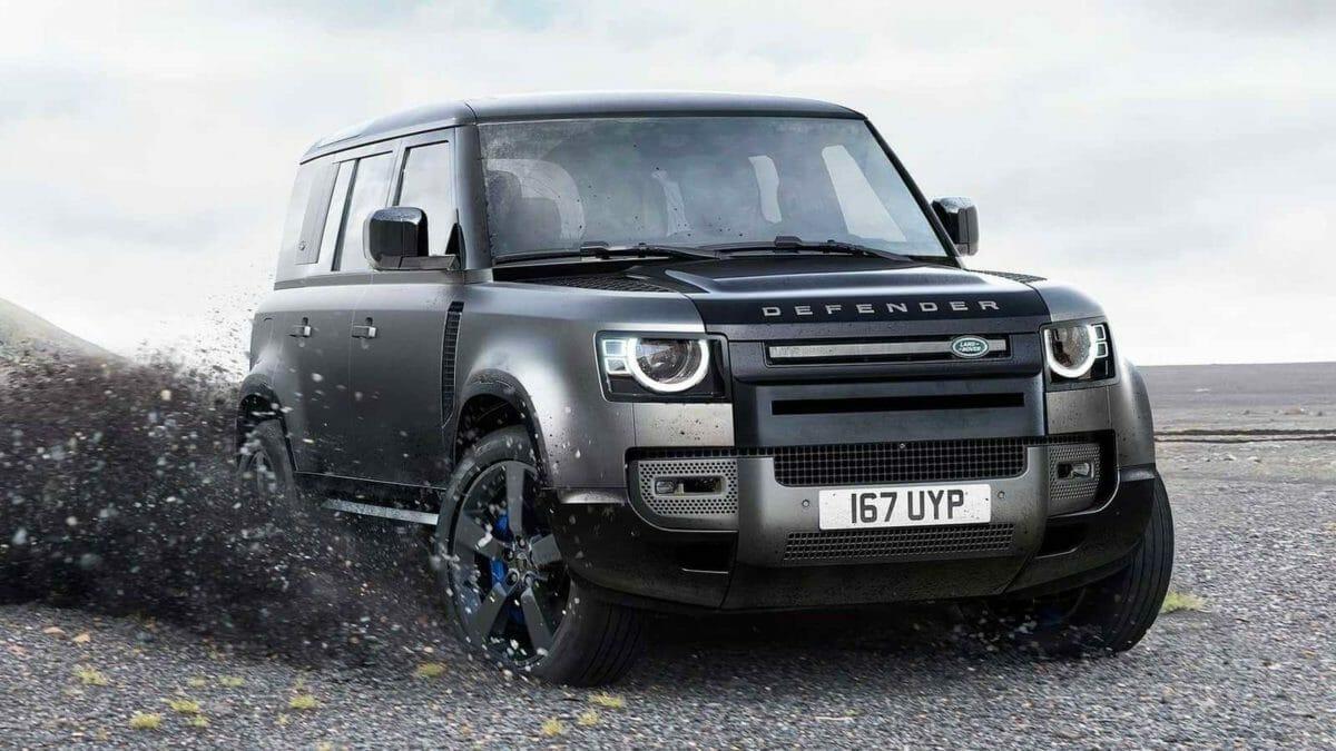 Land Rover Defender V8 (3)