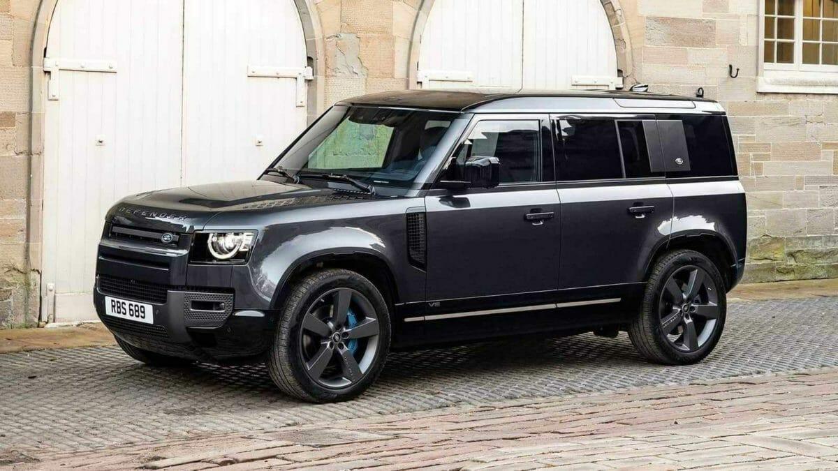 Land Rover Defender V8 (4)