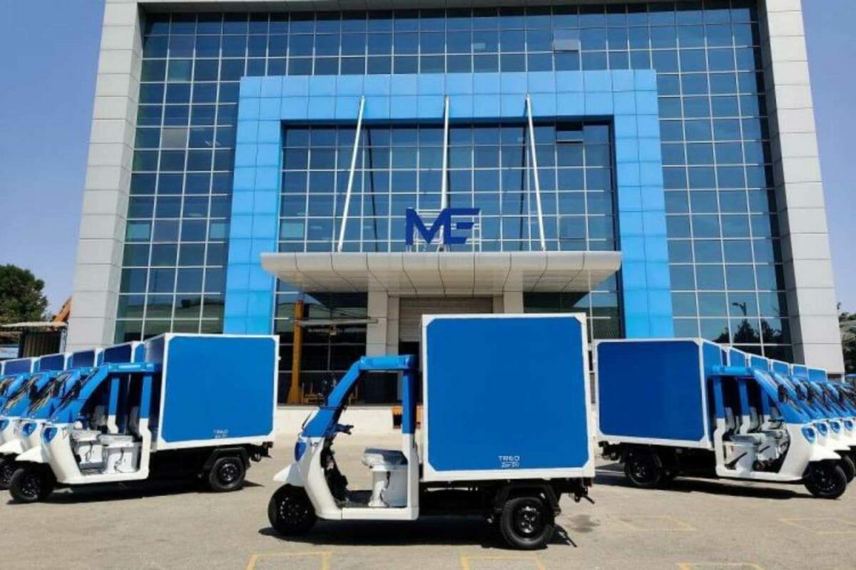 Mahindra Amazon EV (2)